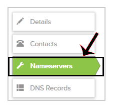 How to update DNS Nameserver on Name.com