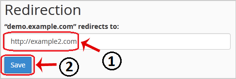 How to Redirect subdomain to an external URL